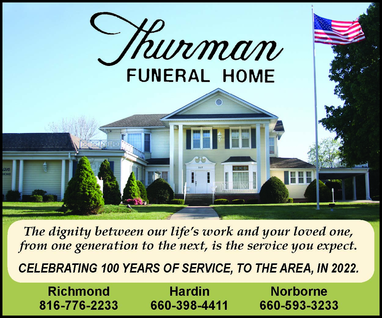 Thurman Funeral Home