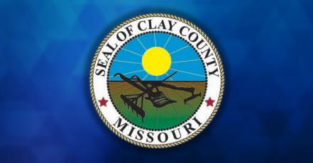 The seal of Clay County, Missouri