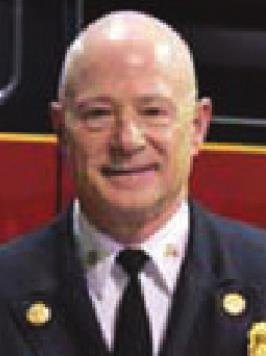PAUL TRIBBLE fire chief