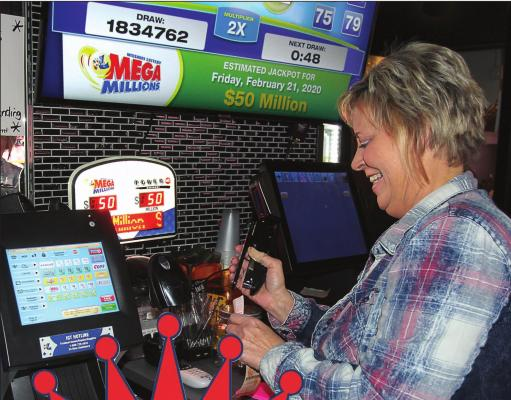 AT STELLA'S NIGHTCLUB, Richmond, bartender Heidi Smith says Keno brings in customers, and having more gaming options likely would increase the odds of bringing in more patrons.